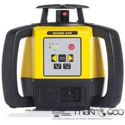 Niwelator laserowy Leica Rugby 640 detektor Basic - sprawdź w wybranym sklepie