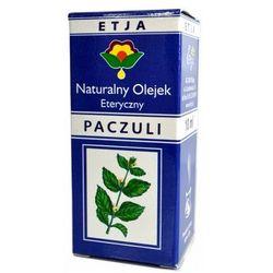 olejek paczuli 10ml wyprodukowany przez Etja