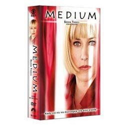 Medium - sezon 3 (DVD) - Imperial CinePix z kategorii Seriale, telenowele, programy TV