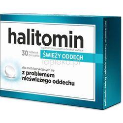 Halitomin x 30 tabletki do ssania
