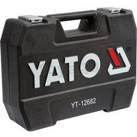 Yato Zestaw narzędziowy 1/2'', kpl. 94 szt. l