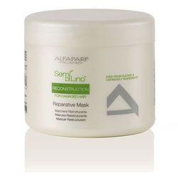 Alfaparf  maska regenerujaca reconstruction 500ml, kategoria: odżywianie włosów
