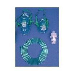 Zestaw do inhalacji dla dzieci (maska tlenowa z nebulizatorem), towar z kategorii: Inhalatory