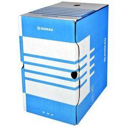 Pudło archiwizacyjne 1800 kartek fsc niebieskie kartonowe - x07615 marki Donau