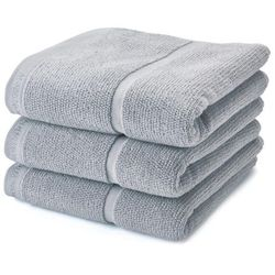 Ręcznik Aquanova Adagio silver grey, ADATW-95