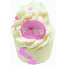 Bomb Cosmetics Kiss on the Chic - kremowa babeczka do kąpieli z kategorii Sole i kule do kąpieli