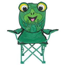 Krzesełko campingowe Zielona Żabka Patio ()