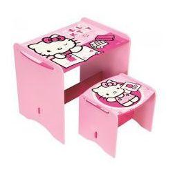 Biurko + krzesełko, HELLO KITTY