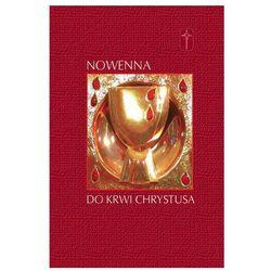 Nowenna do Krwi Chrystusa, książka w oprawie miękkej