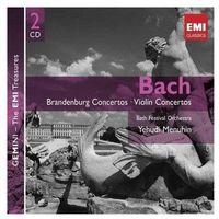 Gemini - Brandenburg And Violin Concertos - Yehudi Menuhin