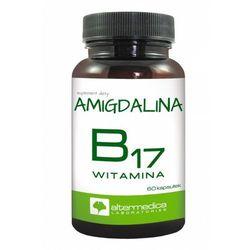 Alter Medica, Witamina B17, Amigdalina, kapsułki, 60 szt. - produkt farmaceutyczny