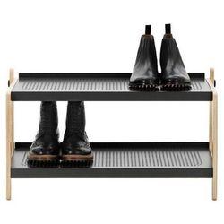 Szafka na buty Sko czarna