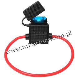 Gniazdo bezpiecznika płytkowego hermetyczne 4mm2 wyprodukowany przez Mpartner