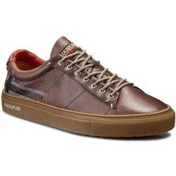 Sneakersy NAPAPIJRI - Bever 13831519 Dark Brown N46