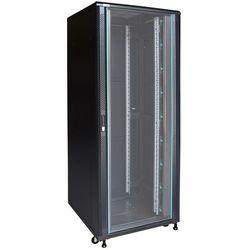 Szafa rack stojąca do złożenia 42u/800x800 rs4288gd marki Pulsar