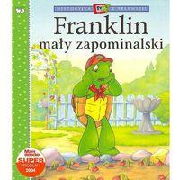 Franklin mały zapominalski, oprawa broszurowa