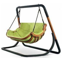 Zielony wiszący fotel ogrodowy - Pasos 4X, fotel