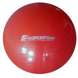 inSPORTline Top Ball 65 cm - IN 3910-2 - Piłka fitness, Czerwona - Czerwony z kategorii Piłki i skakanki
