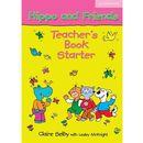 Hippo and Friends, Starter, Teacher's Book (książka nauczyciela), oprawa miękka