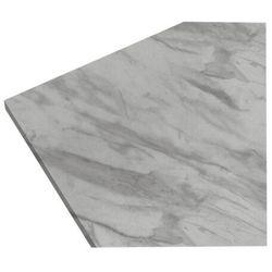 Blat laminowany GoodHome Kala 3,8 x 62 x 300 cm biały marmur (5059340145259)