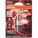 h11 night breaker® laser + 150% | blister marki Osram®