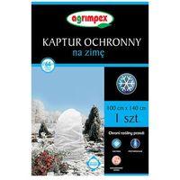 Agrimpex Kaptur ochronny na zimę 100x140cm 1szt.