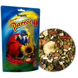 parrot - pełnowartościowy pokarm dla dużych papug 500g wyprodukowany przez Tropifit