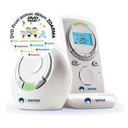 Elektroniczna niania babysense sc-210 biała marki Hisense