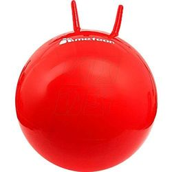 Piłka skacząca Meteor 55 cm czerwona 31120, kup u jednego z partnerów