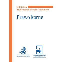 Prawo karne, rok wydania (2008)