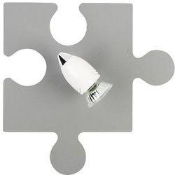 Puzzle light gray 9730 kinkiet rabaty w sklepie marki Nowodvorski