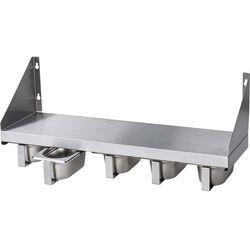 Półka z pojemnikami na przyprawy, 629x200x250 mm | , 815500 marki Stalgast