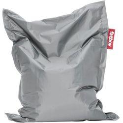 Pufa dla dzieci junior 130x100 cm srebrna marki Fatboy