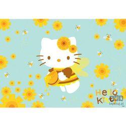 Fototapeta hello kitty pszczółka 452 marki Consalnet
