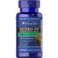 NEURO- PS 100mg fosfatydyloseryna 30 kapsułek Puritan's Pirde