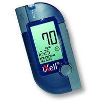 Genexo Glukometr ixell z wyposażeniem