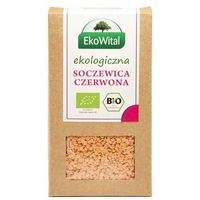 Eko wital Soczewica czerwona bio 500 g ekowital