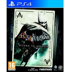 Batman Return to Arkham [kategoria wiekowa: 16+]