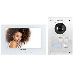DS-KIS701-W-D Wideodomofon Wideofon IP Hikvision, DS-KIS701-W-D