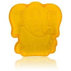 Banquet Culinaria Yellow forma silikonowa słoń,