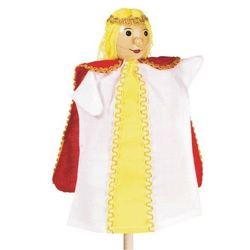 Pacynka na dłoń dla dzieci do teatrzyku- Księżniczka - produkt z kategorii- Pacynki i kukiełki
