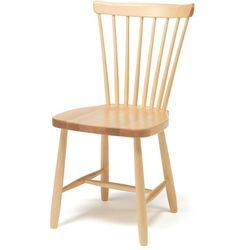 Drewniane krzesło dla dzieci ANNA, 460 mm, brzoza