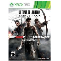 Ultimate Action Triple Pack - gra XBOX 360