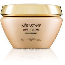 Kerastase [bez pudełka] Elixir Ultime Oleo Complex - Maska do każdego rodzaju włosów 200ml, kup u jednego z partnerów