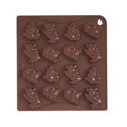 Forma do czekoladowych pralinek - Pavoni - Kitty (8029248249318)