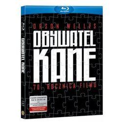 OBYWATEL KANE (BD) - WYDANIE JUBILEUSZOWE 70. ROCZNICA GALAPAGOS Films 7321999013363 - sprawdź w wybranym skl