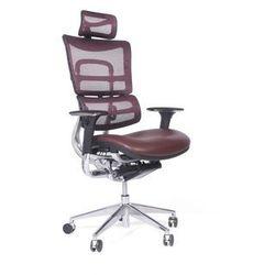Ergonomiczny fotel biurowy ERGO 800