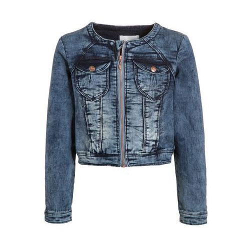 limited by name it NITSTAR Kurtka jeansowa medium blue denim - sprawdź w Zalando.pl