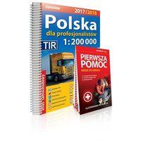 Atlas sam. Polska dla prof.+ Pierwsza pomoc w.2016 (9788380462182)