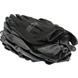 Vorel Rękawice robocze 74078 czarny (12 sztuk) (5906083740787)
